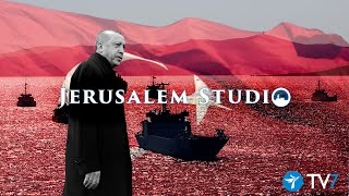 East Mediterranean conflicts and alliances - Jerusalem Studio 481
