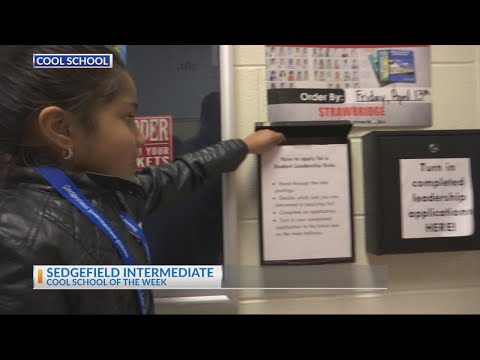 Cool School: Sedgefield Intermediate