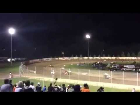 September 4th Wingless Sprint Cars Angell Park Speedway 2016