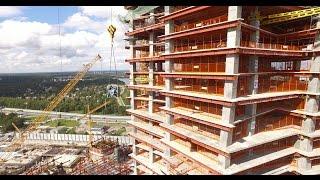 Лахта центр. Крен колонн(Могут ли колонны «Лахта центра» быть установлены неправильно? Международный Совет по высотным зданиям..., 2017-03-06T15:22:09.000Z)