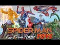 Spiderman Toys 2019 - Far From Home  TOY HUNT!