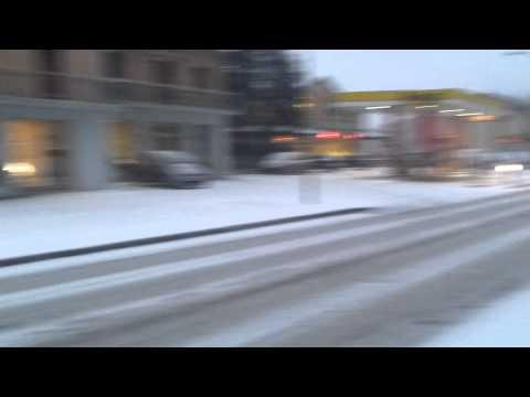 Neve a Castelnovo ne' Monti