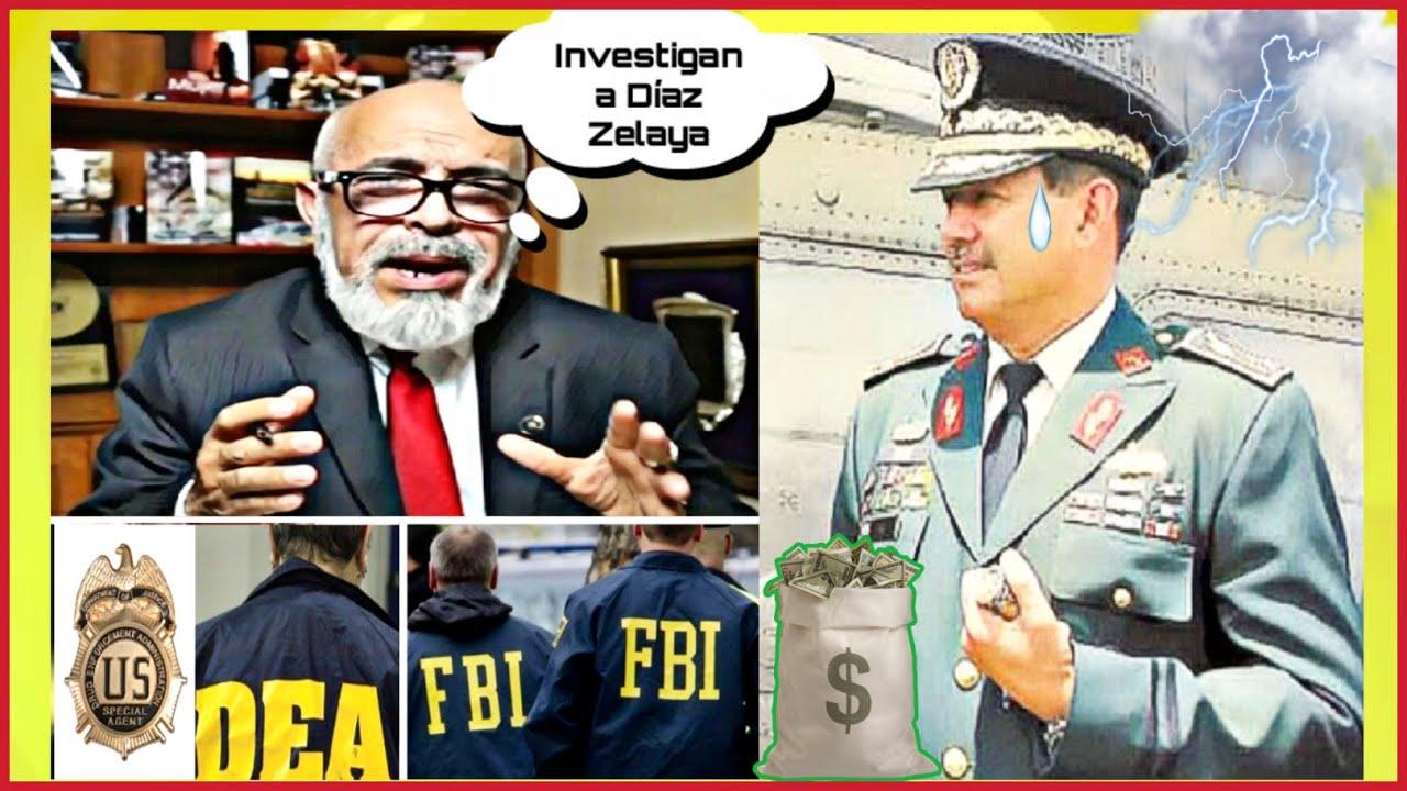 General Diaz Zelaya Esta Bajo Investigacion Por EE.UU Debido A Declaraciones De Tony Hernandez