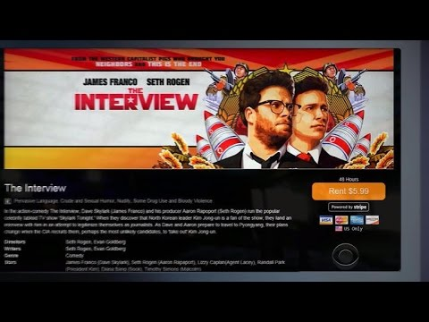 """Sony releases """"The Interview"""" online"""