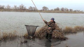 Рыбалка на Теплом канале с ночевкой / Лещ, карась, чехонь.