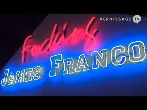 James Franco: Gay Town. Solo Exhibition at Peres Projects Berlin