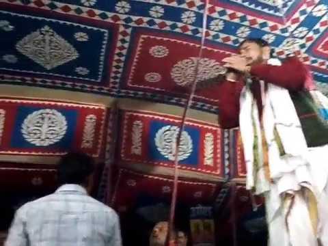 Pahila milan me rahi anjan ho Ramashankar dogola