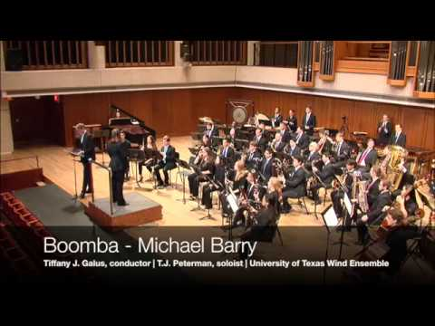 Boomba  Michael Barry