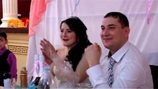 Поздравление от подружек невесты для Лили и Максима