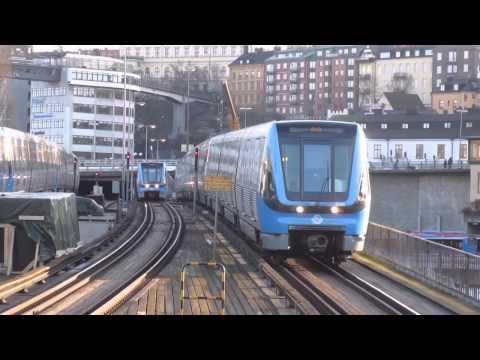 Stockholm Metro: Gamla stan