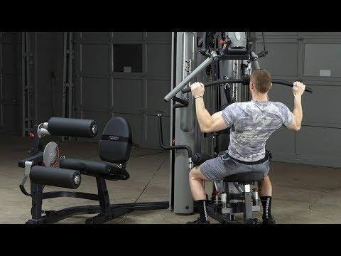 Body-Solid G10B Bi-Angular Gym (BodySolid.com)