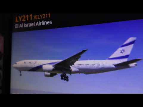 Share 4X ECD El Al Israel Airlines Boeing 777 Seen CBG 3jul19 1139a TLV 2 LTN