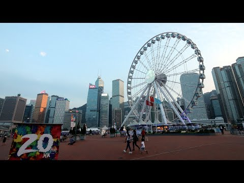 President Xi Jinping attends ceremony marking Hong Kong's 20th return anniversary