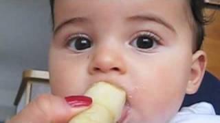 Baby Ben Em Macaco quer Banana