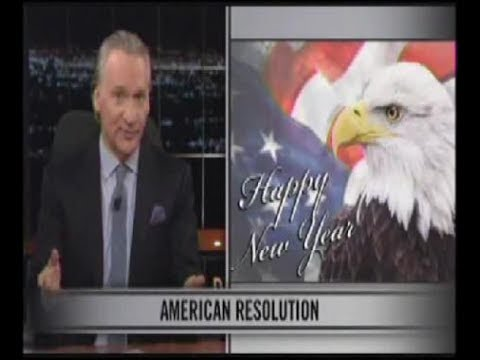 Bill Maher NEW RULE | SHOCKING NEW.. American Resolution...