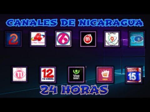VER todos Canales De nicaragua - app para ver televisión nicaraguense