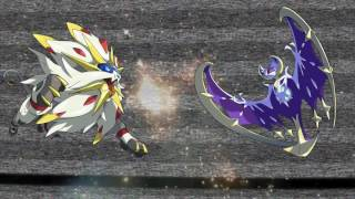 Pokémon Sun and Moon: Solgaleo and Lunaala FANMADE battle theme!