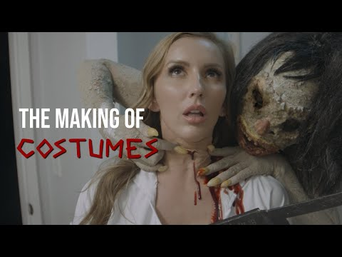 The Making Of Costumes (Short Horror Film)
