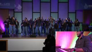 LaRue Howard leading Psalm 150 by JMoss