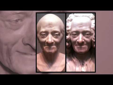 Voltaire vu par Jean-Antoine Houdon