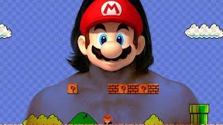 ''Fenomenale Smash Mario'' - Wwe AJ Stijlen En ''Super Smash Bros'' Mashup