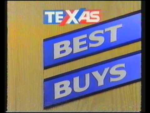 Texas Homecare Advert 1994