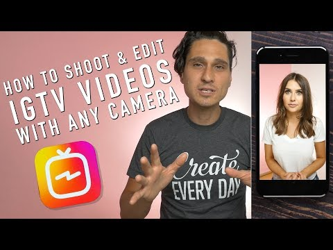 How to EDIT videos for IGTV  INSTAGRAM TV in Premiere Quick & Easy tutorial!