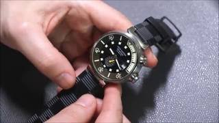 Louis Vuitton Tambour Diver Watch Review | aBlogtoWatch