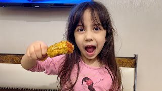Saliha and funny stories for girls