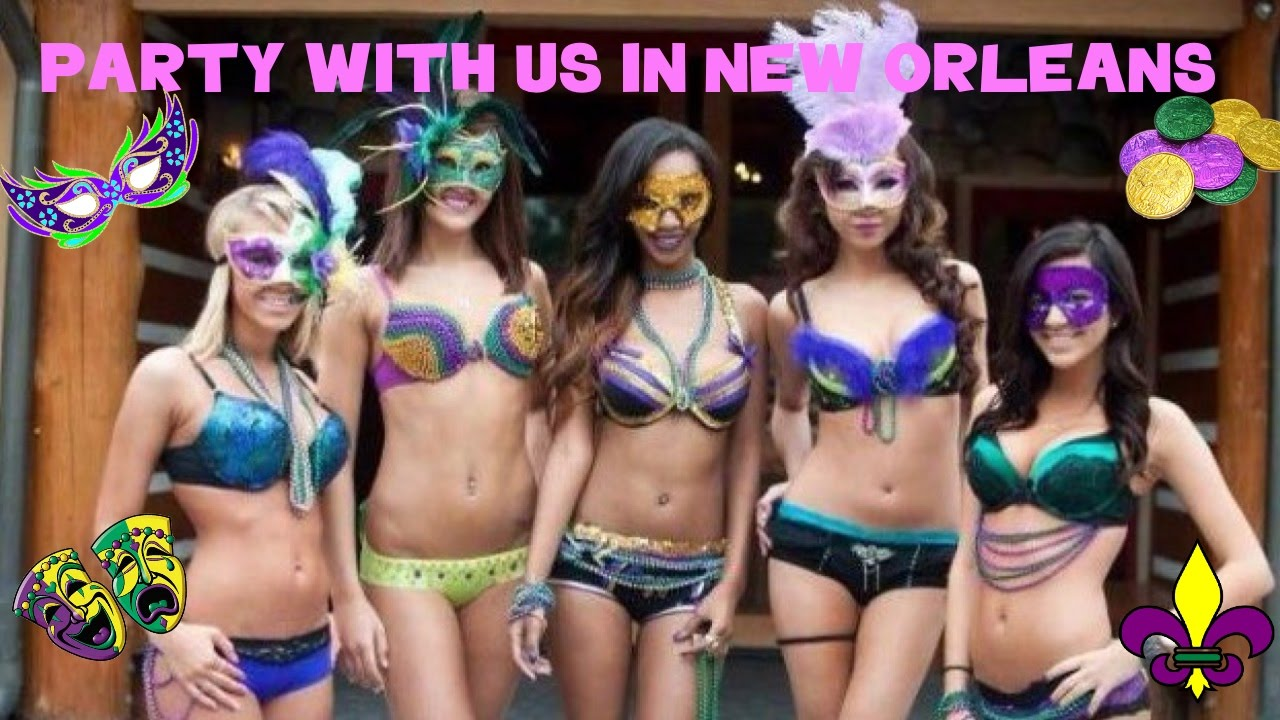 Pics of girls in new orleans girls