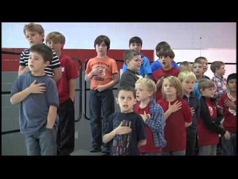 Ohatchee Elementary School Veterans Day Program