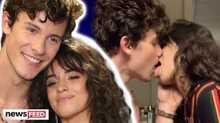 Shawn Mendes & Camila Cabello Kiss On Camera Confirming Their Relationship!