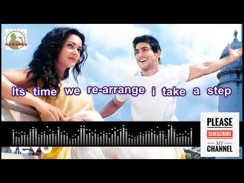 Hosanna (Ek Deewana Tha) Full Karaoke Track for male singers with lyrics