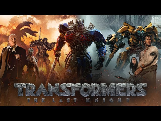 Transformers: The Last Knight - New International Trailer - Paramount Pictures