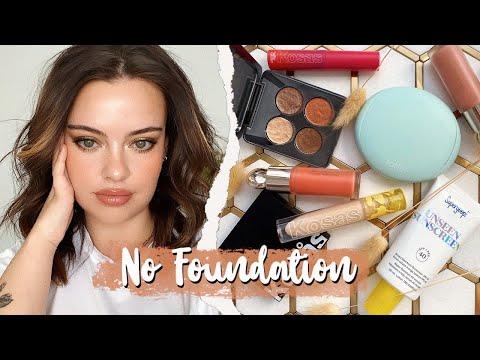 a-no-foundation-routine-🤍-|-julia-adams