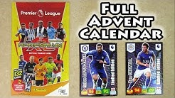 Full Adrenalyn XL Premier League 2019/20 Advent Calendar Opening | 2 New Exclusive Limited Editions