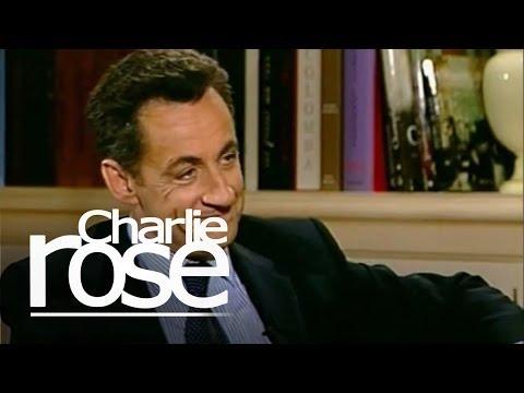Nicolas Sarkozy | Charlie Rose