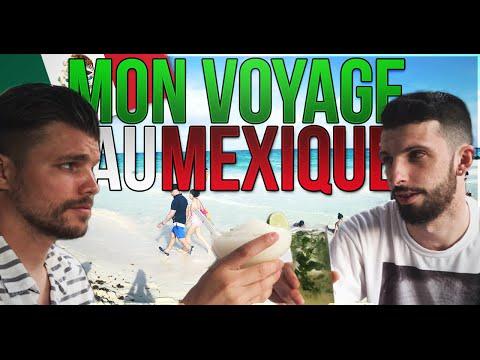 MON VOYAGE AU MEXIQUE !