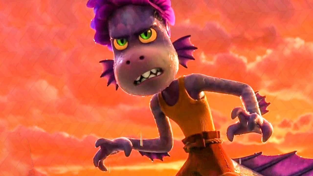 Download Pixar's LUCA All Movie Clips + Trailer (2021)