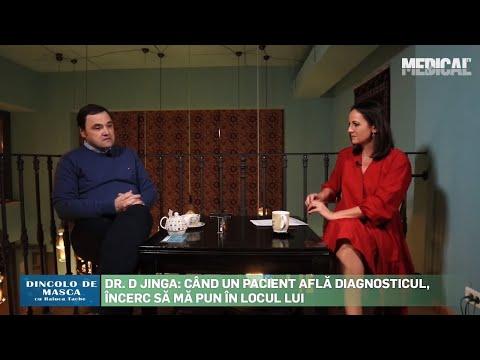 DINCOLO DE MASCĂ, cu Raluca Tache POVESTEA UNUI OM - DR. Dan Jinga, medic oncolog
