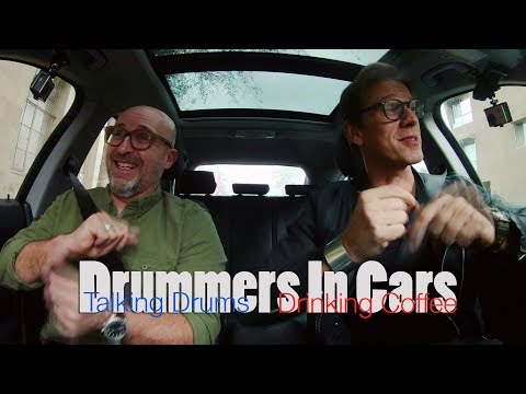 Drummers In Cars, Talking Drums, Drinking Coffee - Episode 1