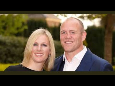 Zara & Mike Tindall  NAME 2nd Daughter - 'Lena Elizabeth Tindall' In Nod To The Queen And...