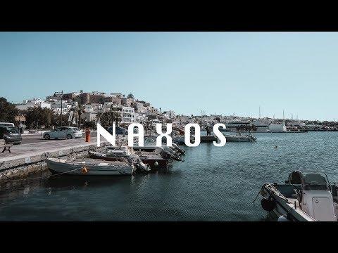 VLOG   Weekend Getaway in Naxos, Greece