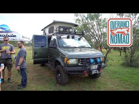 Sportsmobile 4WD Camper Tour