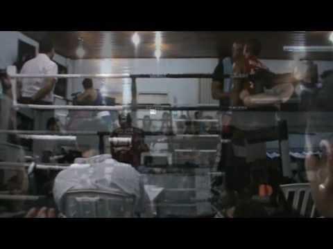 64kg - Thiago Spósito (Ctba - Hard Punchers) X Fernando Almeida (Foreman Boxe)
