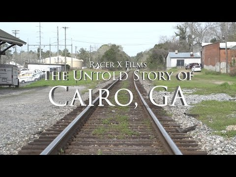 Racer X Films: The Untold Story of Cairo, Georgia: Part 1