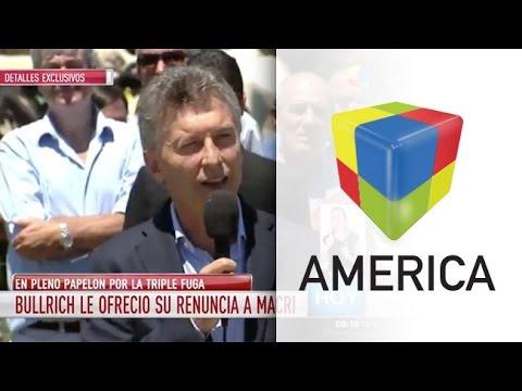Confirman que Patricia Bullrich presentó su renuncia pero Macri no se la aceptó