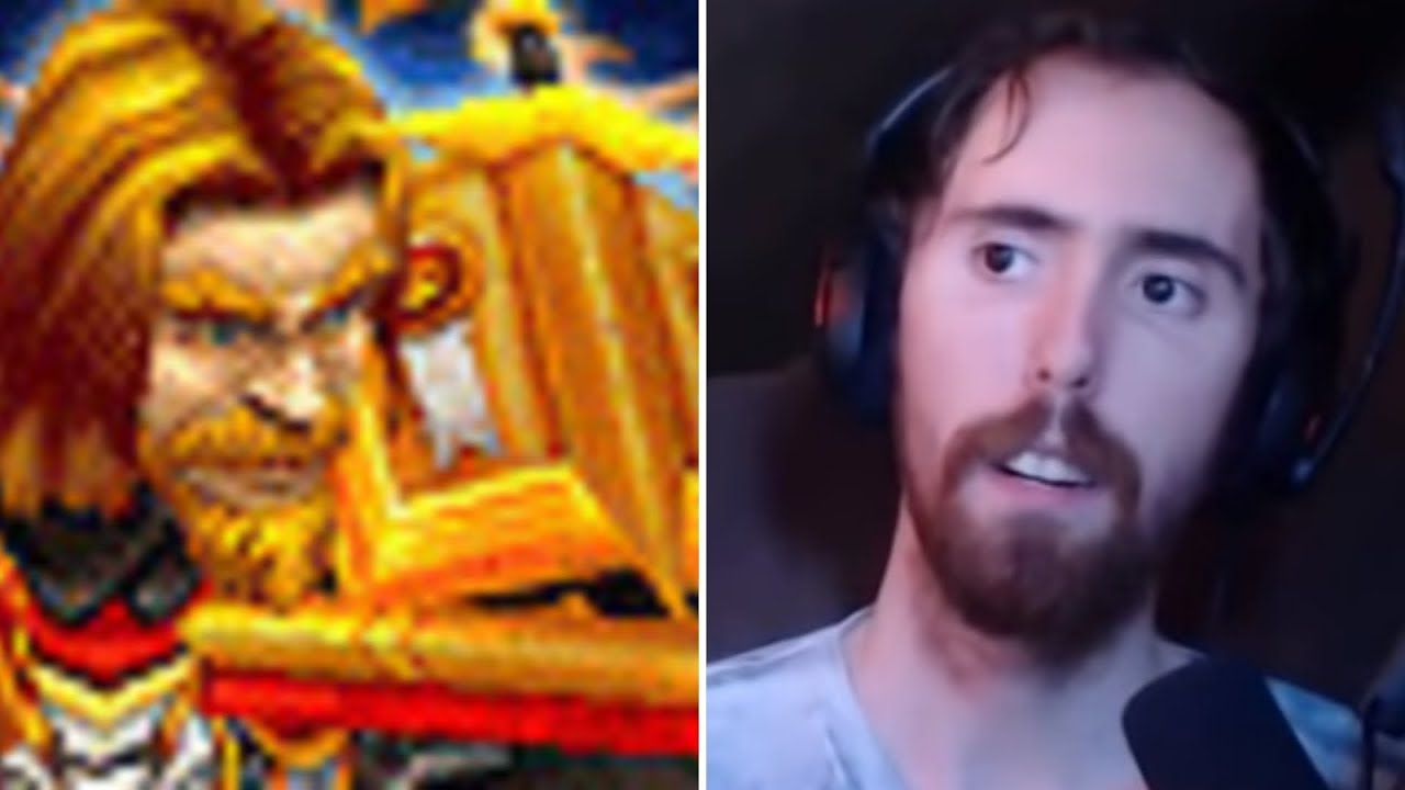 Asmongold Calls Out Mcconnell - YouTube