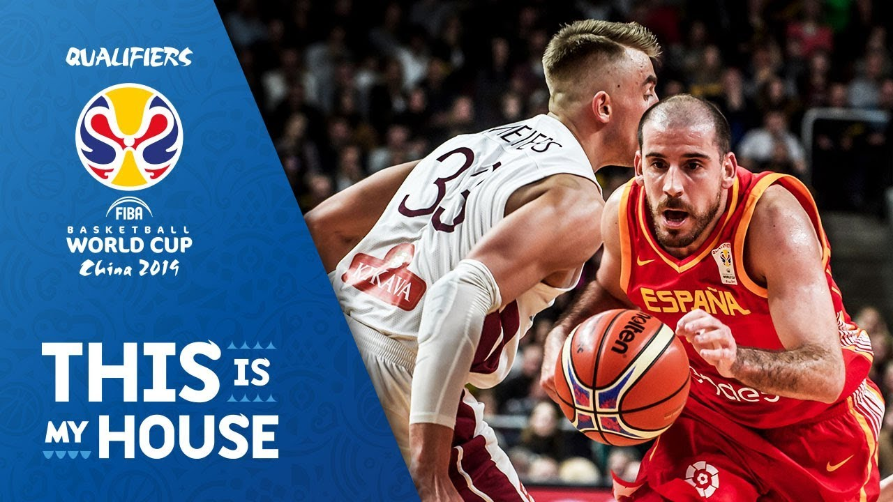 Spain's Best Plays of the FIBA Basketball World Cup 2019