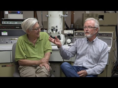 John Heuser & Tom Reese part 1: Imaging synaptic vesicle transmission